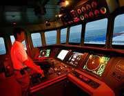 اتاق کنترل کشتی ها