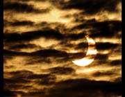 un voile de nuages