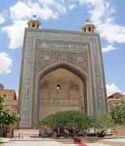 جامی سرہ  السامی کا مزار