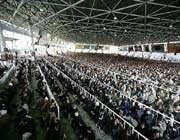 l'honorable ayatollah khamenei a dirigé la prière du vendredi