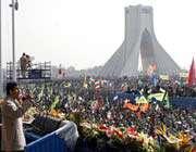 celebrations of revolution in iran