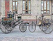 اولین خودروی جهان