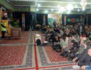 همايش مسئولين هيئات مذهبي مشهد مقدس