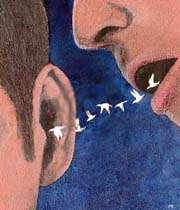 سخن یا سکوت؟ (1)