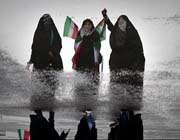 راهپیمایی 22 بهمن 89تهران