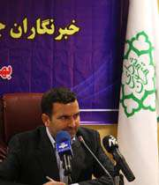 سید ابوالفضل حسینی شهردار منطقه ده