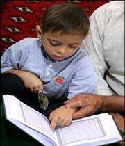 ailede din eğitimi