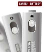10 باتری جالب که هرگز ندیدهاید