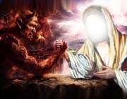 مبارزه با شیطان ، امام علی (ع)
