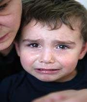 çocuk ve korku