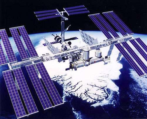 مرکز فضایی آی اس اس
