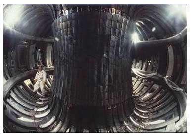 رآکتور گداخت هسته ای ایتر
