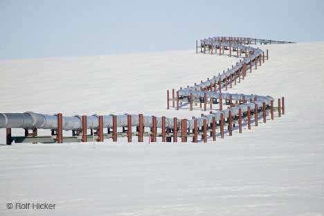 سیستم خط لوله ترانس-آلاسکا