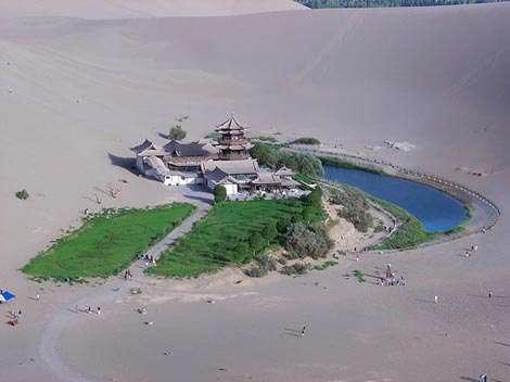 عجیب ترین دریاچه دنیا