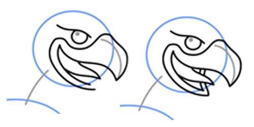 عقاب تیز پنجه