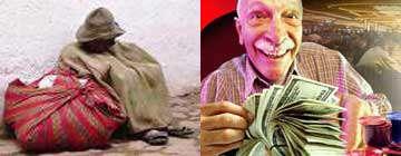 فقر و ثروت