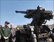 iran'ın 155 mm'lik howitzer topları tanıtıldı