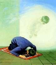 چرا در نماز حضور قلب ندارم