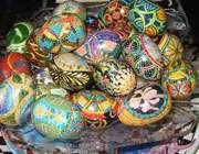 تخم مرغ های سفره هفت سین