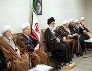 le guide suprême a rencontré les membres de l'assemblée des experts