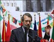 laricani, islami ve asya meclisler'in acil oturumunu talep etti