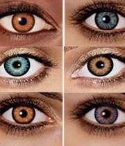 لنزهای رنگی چشم