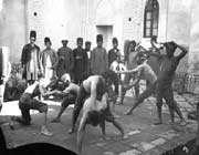 ورزش باستانی-ورزش مقدس ایرانیان