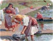 откуда взялось выражение «не мытьём, так катаньем»?