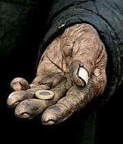 فقر ،ناپيداي آشنا