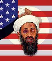 القاعدہ کے سربراہ اسامہ بن لادن