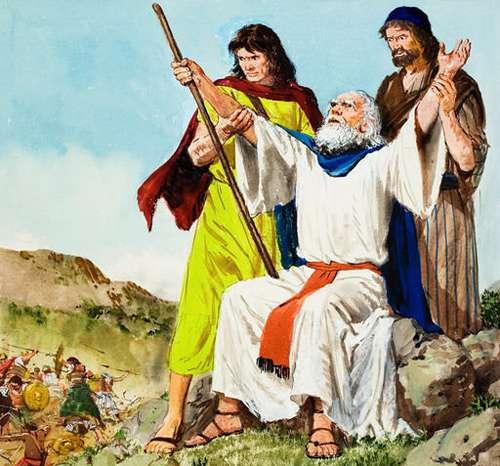منبر استاد صادقی: داستان نبوت حضرت موسی