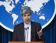 المتحدث باسم وزارة الخارجية الايرانية