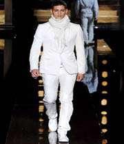 vêtements blanc