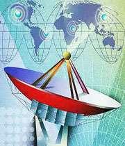 ارتباطات ماهواره اي چيست؟