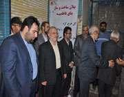مراسم افتتاح بنای فاطمیه (س) آذربایجانی های مقیم مشهد