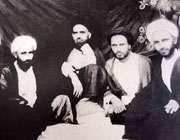 امام خمینی در جوانی