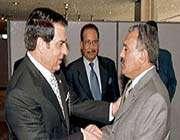 صالح ونظيره التونسي