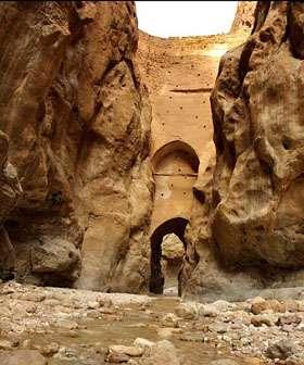 نازکترین سد جهان در ایران