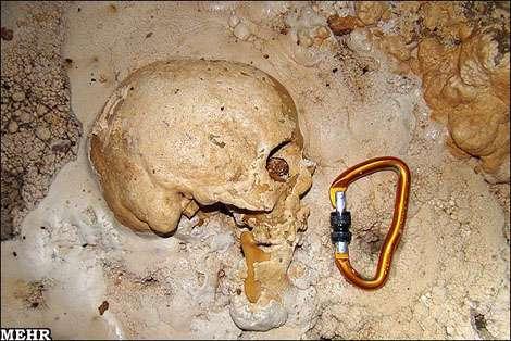 غار عمیق ایران