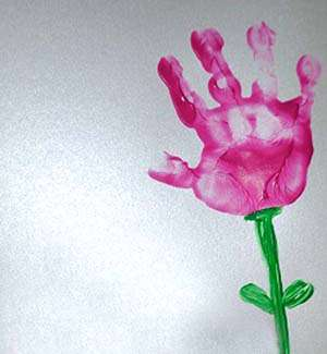 نقاشی با کف دست