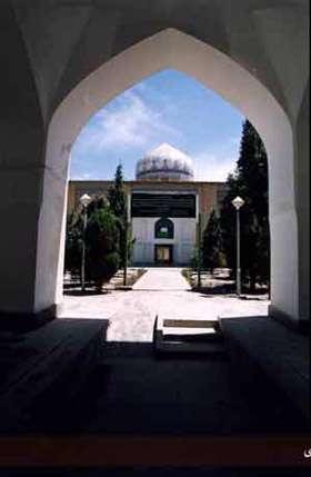 بقعه هاي اصفهان