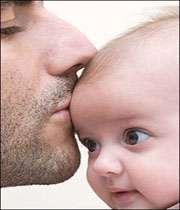(**نقش پدر در تربیت فرزند**)