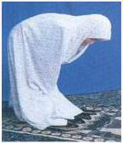 رکوع نماز