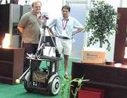 مسابقات ربات های خانگی @home  (2)