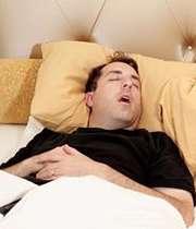 خر و پف در خواب