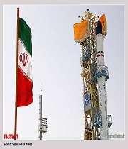 ماهواره ای ایرانی بر فراز ایران