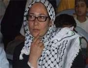 زن اسرائیلی مسلمان شد /عکس