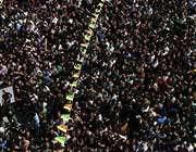 مراسم تشیع جنازه داداشی