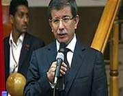 türkiye dışişleri bakanı davutoğlundan tahran mesajı