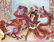 اژدها در شاه نامه ی فردوسی